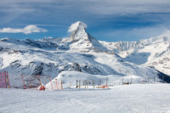 Matterhorn, view from Gornergrat Stock Images