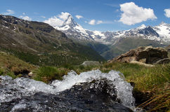 Matterhorn, Zermatt Stock Photos