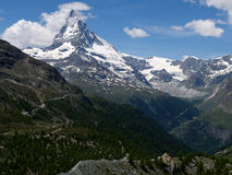 Matterhorn, Zermatt Stock Photography
