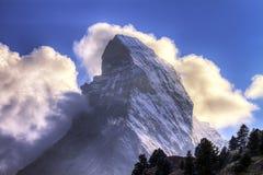 Matterhorn, Zermatt, Switzerland Royalty Free Stock Photos