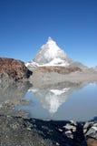 Matterhorn Zwitserland Royalty-vrije Stock Afbeeldingen