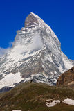 Matternhorn 1 Photographie stock