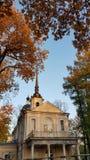Mattery的圣约翰教会  图库摄影