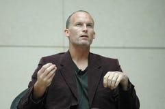 Matthew Barney Foto de Stock
