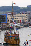 The Matthew in Bristol Harbour Royalty Free Stock Image