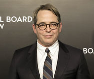 Matthew Broderick Attends NBR attribue le gala image stock