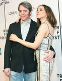 Matthew Broderick and Sarah Jessica Parker Royalty Free Stock Image
