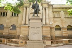 Matthew Flinders Statue. Sydney - Australia Stock Images