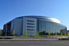 Matthew Knight Arena Royalty Free Stock Images