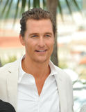 Matthew McConaughey. At the photocall for his new movie Mud in competition at the 65th Festival de Cannes. May 26, 2012  Cannes, France Picture: Paul Smith / Royalty Free Stock Photography