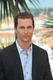Matthew McConaughey Royalty Free Stock Images