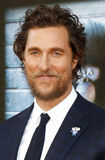 Matthew McConaughey stock foto's
