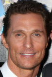 Matthew McConaughey arrives at the  Stock Photos