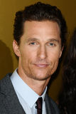 Matthew Mcconaughey Royalty Free Stock Photography