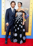Matthew McConaughey and Camila Alves Royalty Free Stock Images