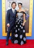 Matthew McConaughey and Camila Alves Stock Image