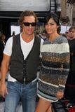 Camila Alves, Matthew McConaughey Royalty Free Stock Photo