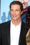 Matthew McConaughey Ghosts of Girlfriends Past Premiere. Matthew McConaughey  arrivng at the Ghosts of Girlfriends Past Premiere at Grauman's Chinese Theater in Stock Image