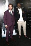 Matthew McConaughey, Idris Elba Immagini Stock
