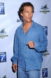 Matthew Mcconaughey Stock Photo
