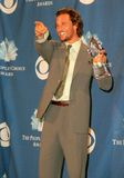 Matthew McConaughey in the Press Room at The 32nd Annual People's Choice Awards. Shrine Auditorium, Los Angeles, CA. 01-10-06 Royalty Free Stock Image