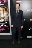 Matthew Morrison arrives at the  Stock Images