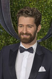Matthew Morrison Arrives em Tony Awards 2015 Foto de Stock Royalty Free