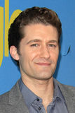 Matthew Morrison arrives at the Glee TV Academy Screening and Panel. LOS ANGELES - MAY 1: Matthew Morrison arrives at the Glee TV Academy Screening and Panel at royalty free stock image