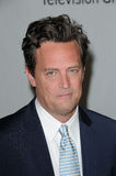 Matthew Perry Stock Photo
