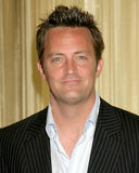 Matthew Perry. Arriving at the Luncheon as the AFI Associates honors the Arquette Family with 6th Annual Platinum Circle Award Regent Beverly Wilshire Hotel Royalty Free Stock Photos