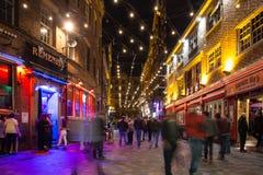 Matthew Street Liverpool Royalty Free Stock Image