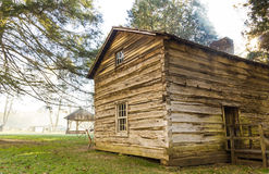 Matthews Cabin at Mabry Mill Royalty Free Stock Photography