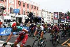 Matthews in race Royalty Free Stock Photo