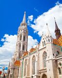 Matthias Cathedral Stock Images