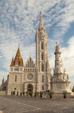 Matthias Church στη Βουδαπέστη (Ουγγαρία) Στοκ Εικόνες