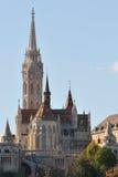 Matthias Church royalty free stock images