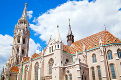 Matthias Church Stock Image