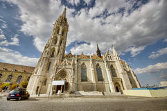 Matthias Church Stock Images