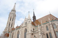 Matthias Church at Buda Castle, Budapest Stock Photo