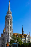 Matthias Church royalty free stock photography