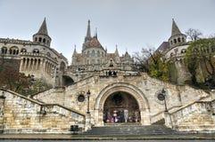 Matthias Church, Buda Castle - Budapest, Hungary Royalty Free Stock Photography