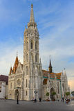 Matthias Church in Budapes, Hungary Royalty Free Stock Image