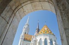 Matthias Church, Budapest Stock Photography