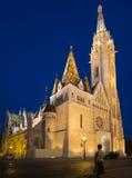 Matthias Church, Budapest Stock Images