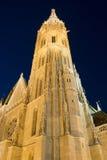 Matthias Church, Budapest Royalty Free Stock Photo