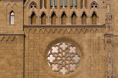 Matthias Church Budapest Stockfoto