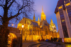 Matthias Church, Budapest Royalty Free Stock Photo