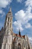 Matthias church, Budapest Royalty Free Stock Photos