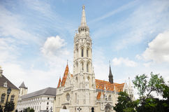 Matthias church, Budapest Stock Image