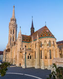 Matthias Church in Budapest during the Day Stock Photos